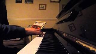 Novelette Gurlitt piano