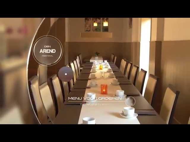Brasserie feestzaal Den Arend in Kortemark