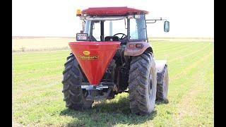 Üçbaşak Tarım - Gübre Serpme Makinesi (İtalyan Model)