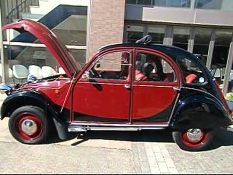1983 citroen 2cv charleston youtube. Black Bedroom Furniture Sets. Home Design Ideas