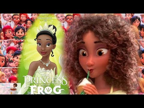 Disney CAUGHT LYING about why the BLACK Princess TIANA no longer has DARK SKIN in new Disney movie! Mp3