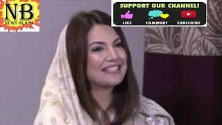 Interview of Reham Khan, Ex Wife of Pakistan's PM to be Imran Khan