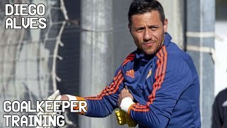 Baixar Diego Alves / Goalkeeper Training !