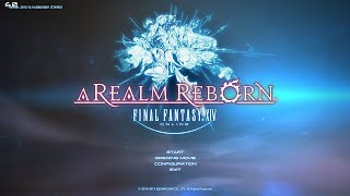 Thorbear Plays Final Fantasy XIV: A Realm Reborn (Character Creation Mechanics)