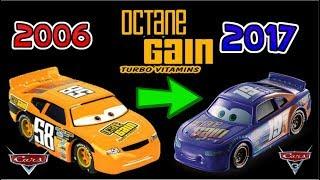 Cars 3: Piston Cup Racers 2006 vs 2017 NEW Racers Comparison SPONSORS