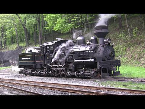 Cass Railfan Weekend 2009 Part One