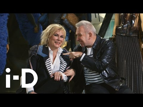 Designers' Worlds: Jean Paul Gaultier and Jennifer Saunders