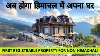 3 + 1 Bhk Villa with Open Space for Sale in Himachal Pradesh   Property Round  