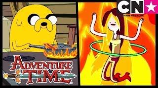 Adventure Time   Mysteries of Ooo Revealed ft Marceline & Jake the Dog   Cartoon Network