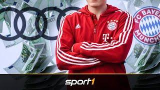 500 Mio. Euro! Neuer Mega-Deal für FC Bayern | SPORT1 - DER TAG
