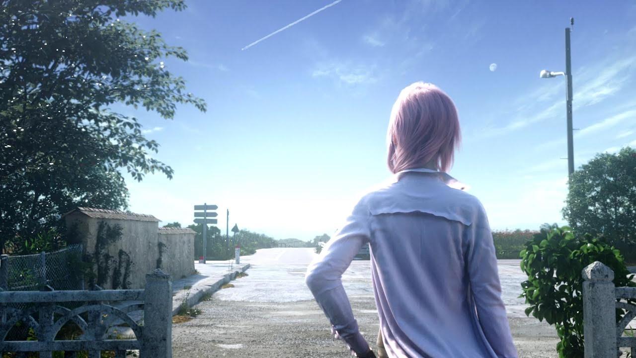 Final Fantasy Xiii Lightning Return Ending