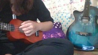 hướng dẫn ukulele - Xe đạp thùy chi