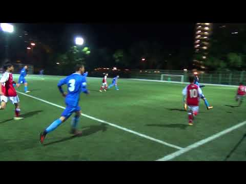 HKJC U16 Div 1league_ Kitchee vs South China _2nd  half_20180112
