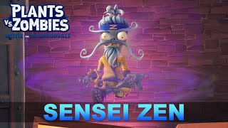 ¡El Restaurante de Sensei Zen! - Plants vs Zombies: Battle for Neighborville