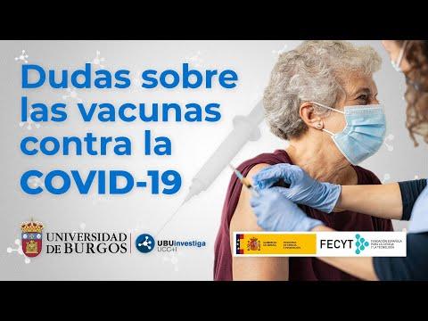Dudas sobre las vacunas contra la COVID-19