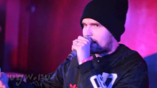 Noize MC - freestyle @ live Maestro A-Sid 07-03-2011 FM Club