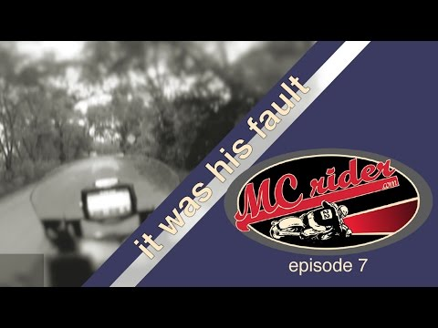 How this rider blew it - Episode 7 MCrider