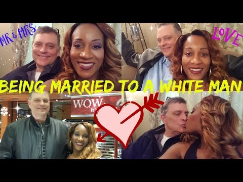 D&D vlog Being Married To A White Man/ Black Woman (Our Reality) Interracial marriage