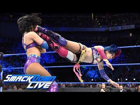 Asuka & Becky Lynch vs. The IIconics:...