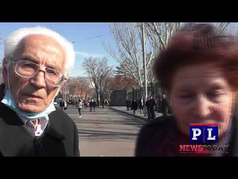Armenian Elderly Explain Why PM Needs To Resign
