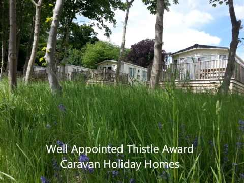 "Mortonhall Caravan Park   ""The Reel Deal""   22 06 13"