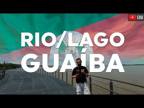 Polêmica! Rio Ou Lago Guaíba? Feat. Mas Afinal