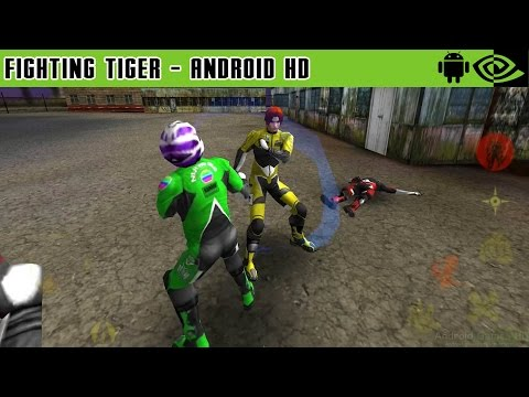 Fighting Tiger Liberal - Gameplay Nvidia Shield Tablet Android 1080p (Android Games HD)