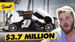Pagani Huayra BC  The $3.7 MILLION Dollar Supercar