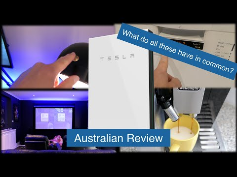 TESLA POWERWALL 2 REVIEW - Solar Power At Night?