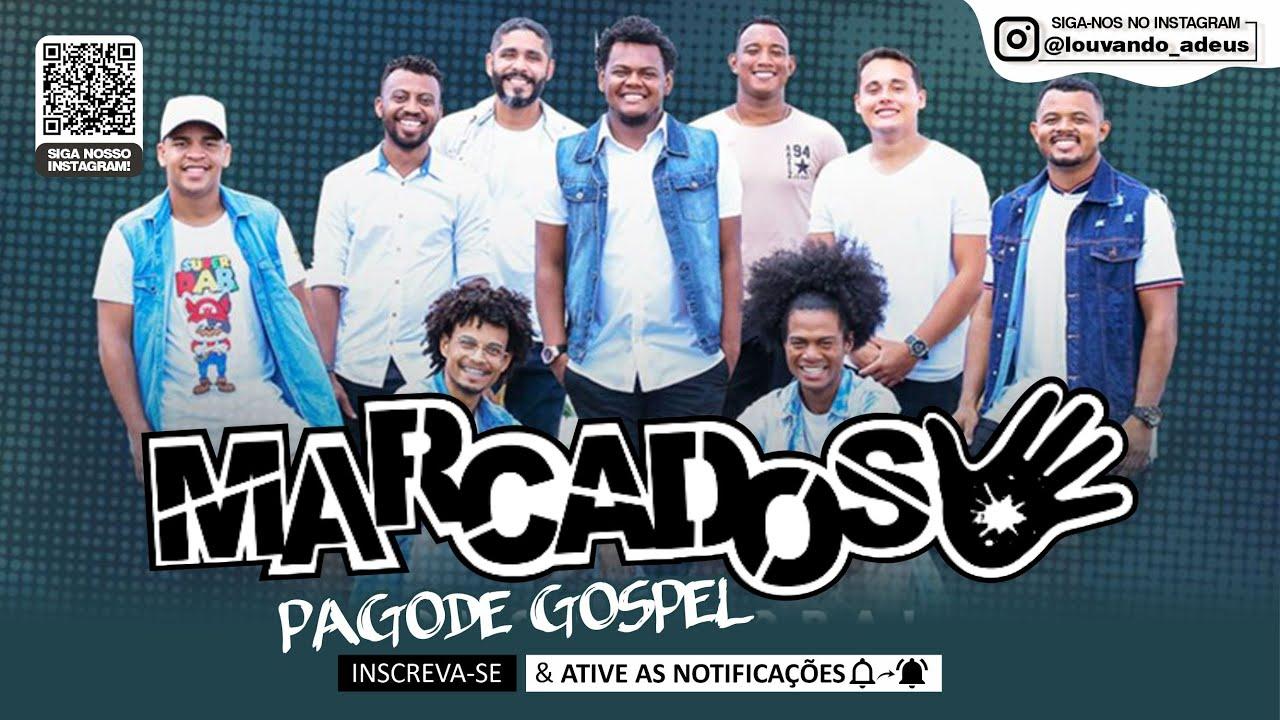 Live MARCADOS - Pagode Gospel | #FiqueEmCasa e Louve #Comigo