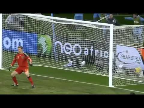 Top 10 Goals of FIFA World Cup 2010   South Africa
