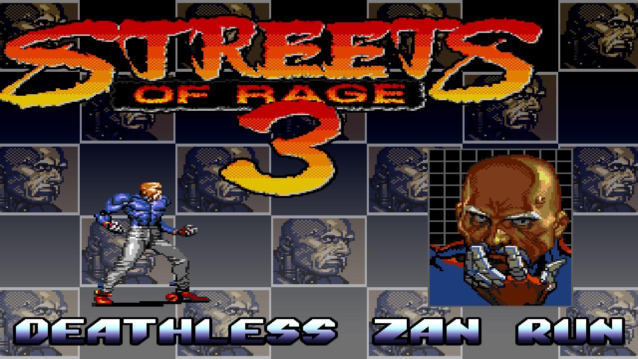 Screenshot image - Streets of Rage 3 - Mod DB  |Streets Of Rage 3 Zan