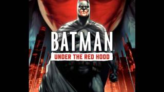 Batman Under the Red Hood Soundtrack 17 The Choice