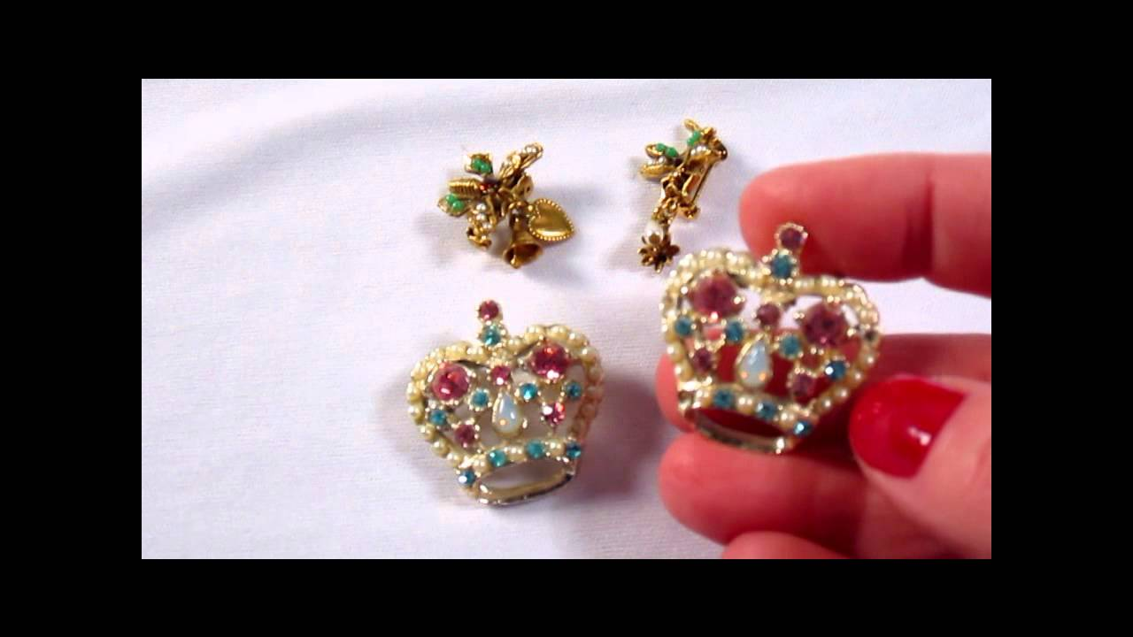 Beginners Guide To Reing Vintage Costume Jewelry On Ebay Part 2 Cherry 2017 You