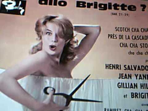 "Henri Salvador et Jean Yanne "" Allo Brigitte ? """