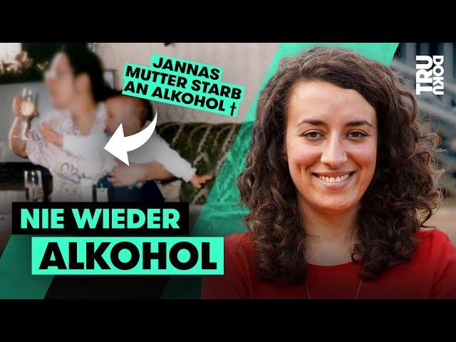 """Raus aus dem Suff – Janna (28): """"Ich habe meine Gefühle mit Alkohol betäubt!"""" I TRU DOKU"""