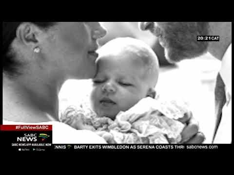 Prince Harry and his wife Meghan to visit SA