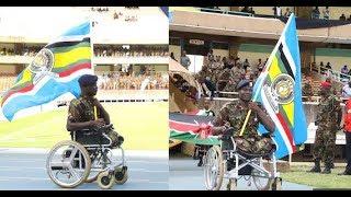 HERO: KDF soldier Edwin Wekoba lost his legs in Somalia but has no regrets