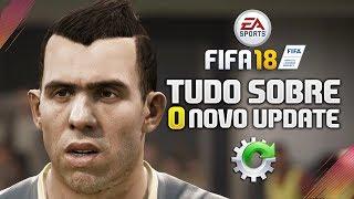 FIFA 18 - NOVAS FACES, ELENCOS, JOGADORES ADICIONADOS E MAIS! (PS4/XONE/PC/PS3/X360/SWITCH)