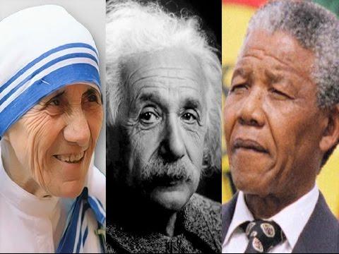 Magnifiques Messages Inspirants De Grands Personnages Célèbres De Toute époque
