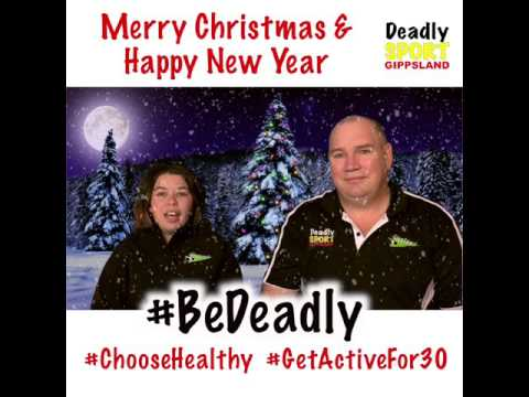 Merry Christmas from Deadly Sport Gippsland