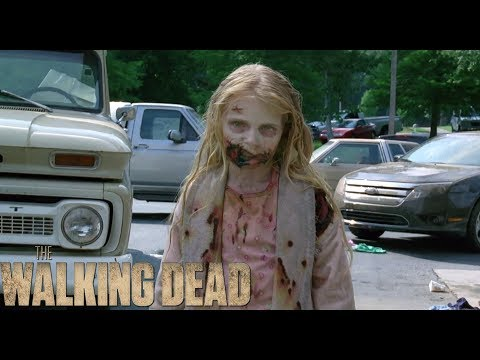 The Walking Dead 1x1 Rick Mata O Primeiro Zumbi Dublado HD