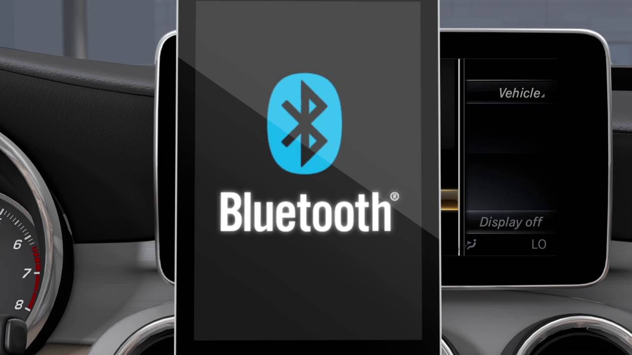 не подключаетсяbluetooth iphone 6 в мерседес