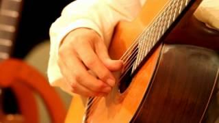 「アルハンブラの思い出」の練習方法 キツツキ奏法