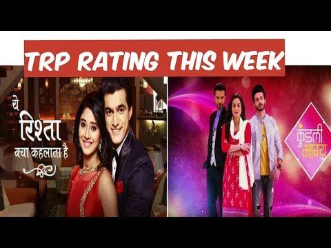 TOP 10 TRP RATED TV SERIAL OF THIS WEEK