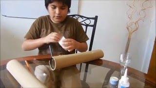 Repeat youtube video ¿Como hacer un telescopio casero? ( En español)