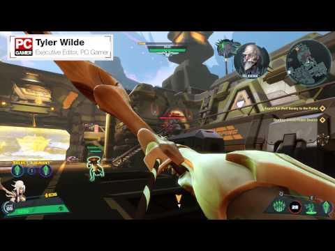 видео: battleborn - Геймплей