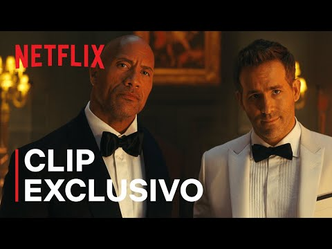 Alerta roja | TUDUM - Clip Exclusivo | Netflix
