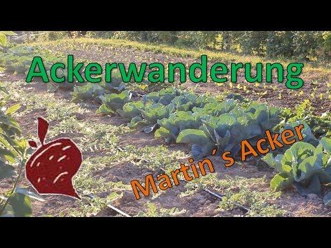 """Ackerwanderung - """"Martin´s Acker"""""""