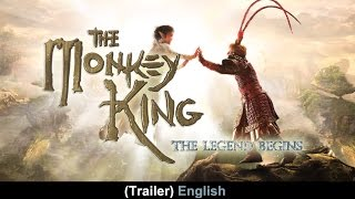 "The Monkey King ""The Legend Begins""  Teaser / US English Re-Imagined Version"